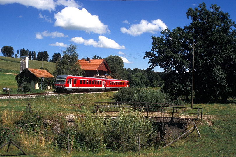 k-103 Traunstein Waging bei Otting 03.08.2008 foto herbert rubarth
